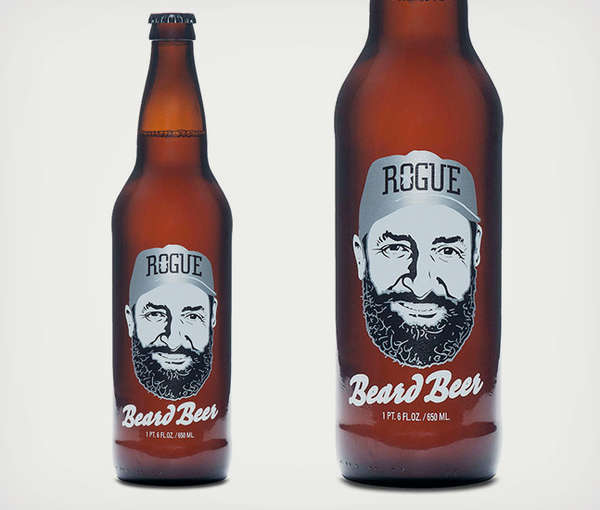 Facial Hair-Infused Libations