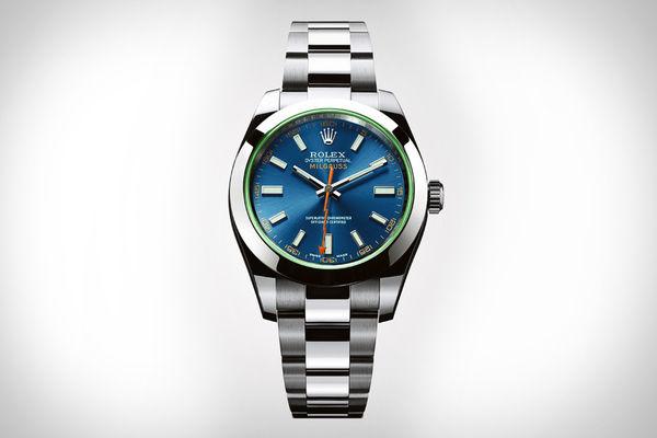 Luxury Indigo Timepieces
