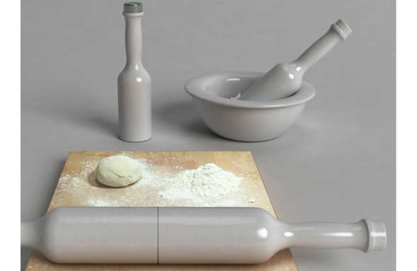 Multifaceted Culinary Aids