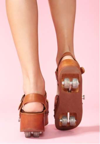 Deceptive Rollerskate Shoes