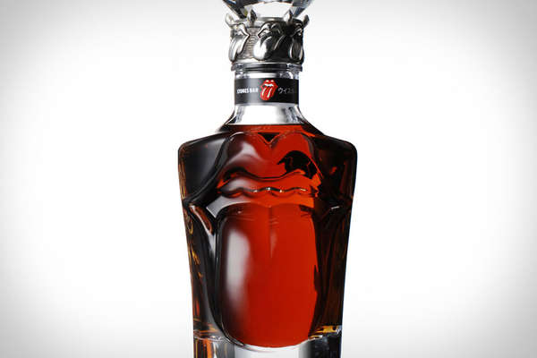 Rolling Stones 50th Anniversary Whiskey