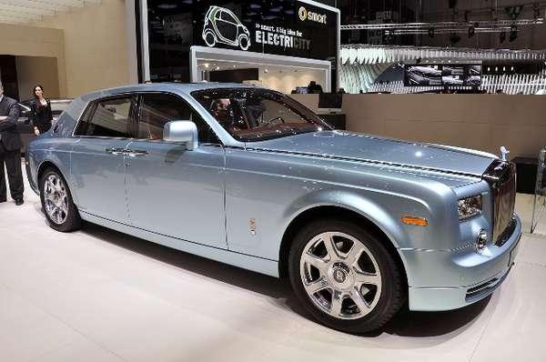 Electrified Luxury Rides (UPDATE)