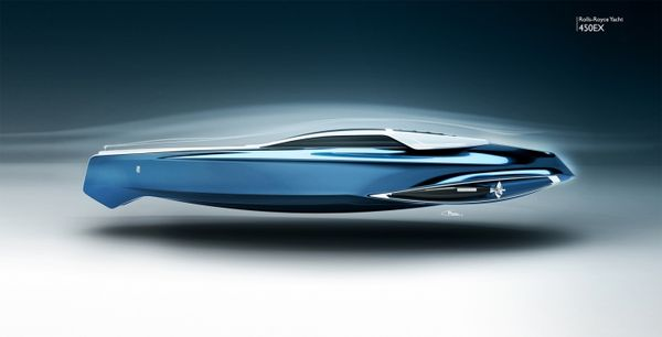 Luxury Car-Inspired Boats