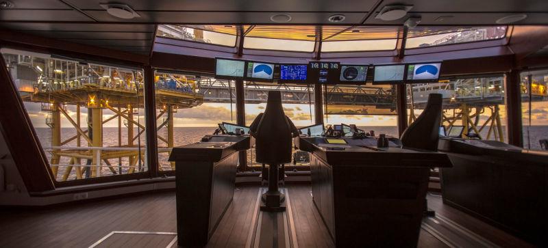 Integrated Ship Bridges