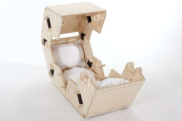 Imaginative Kids' Nests