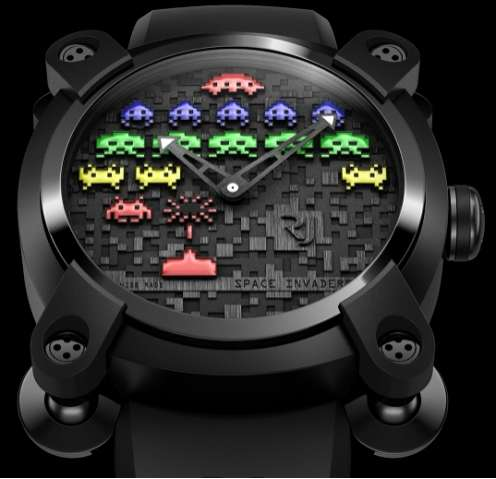 Luxury Gamer Watches