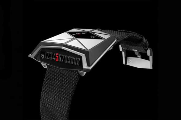 Science-Fiction Inspired Watches