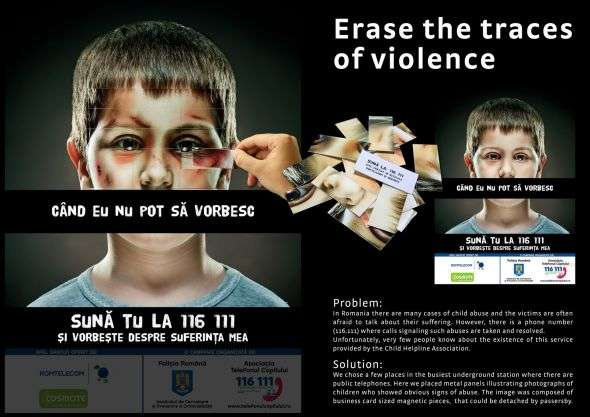 Romanian Police Child Helpline