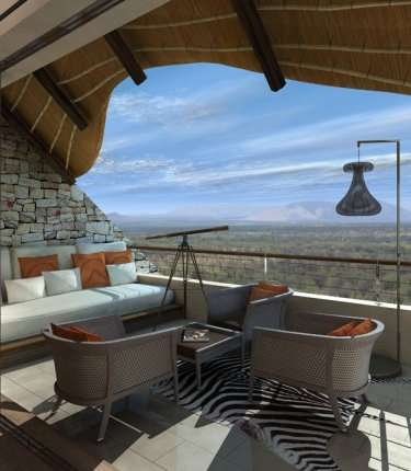Romantic African Hideaways
