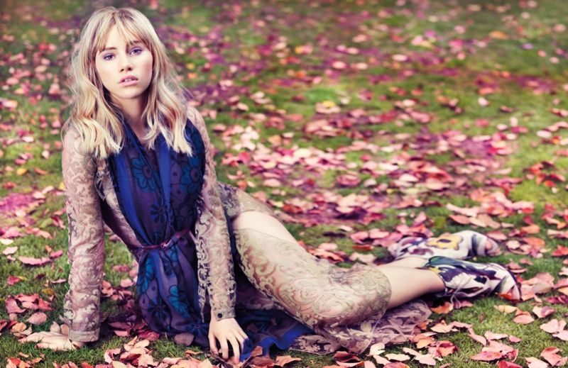 Romantic Autumn Editorials