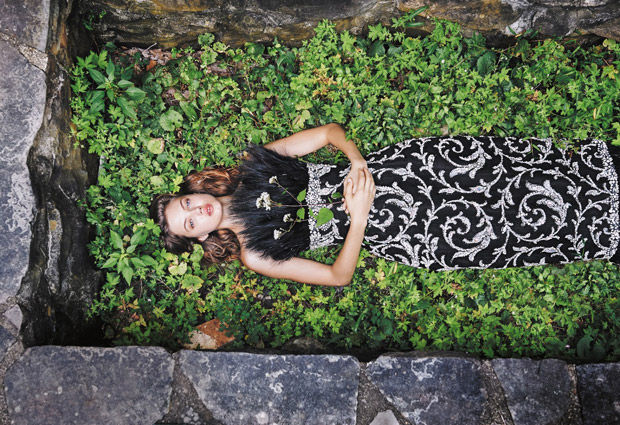 Romantic Garden Editorials