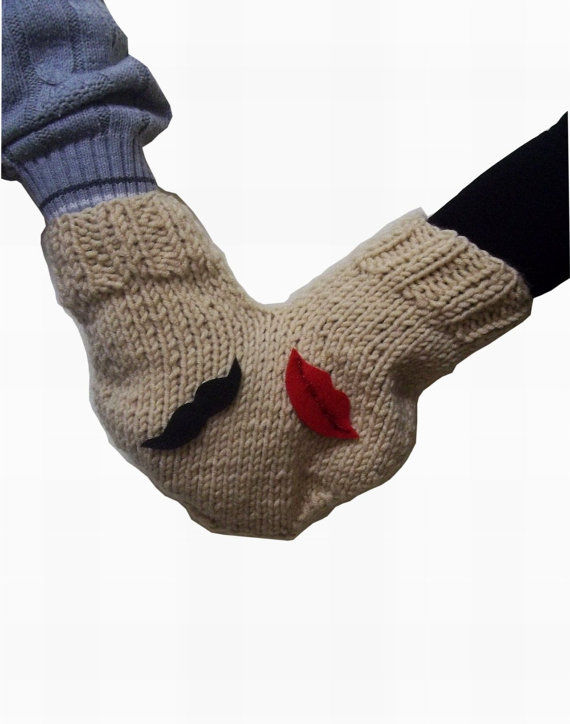 Romance-Enabling Winter Gloves