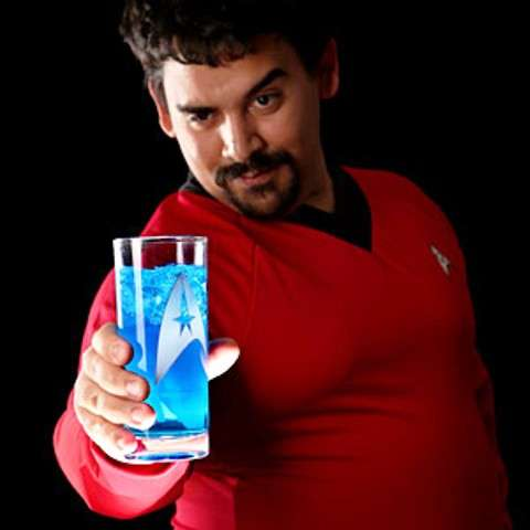 Trekkie Energy Drinks
