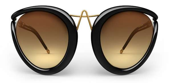 Architecture-Inspired Eyewear