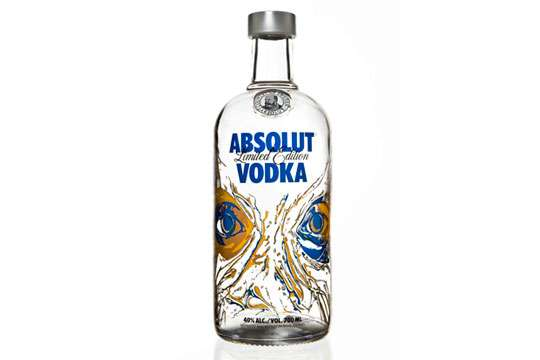 Ron English x Absolut Vodka