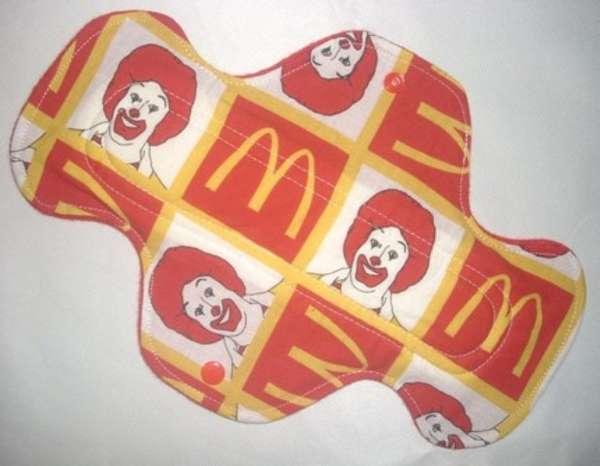 Fast-Food Menstrual Aids