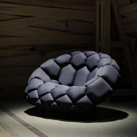 Strechy Geometric Cushions