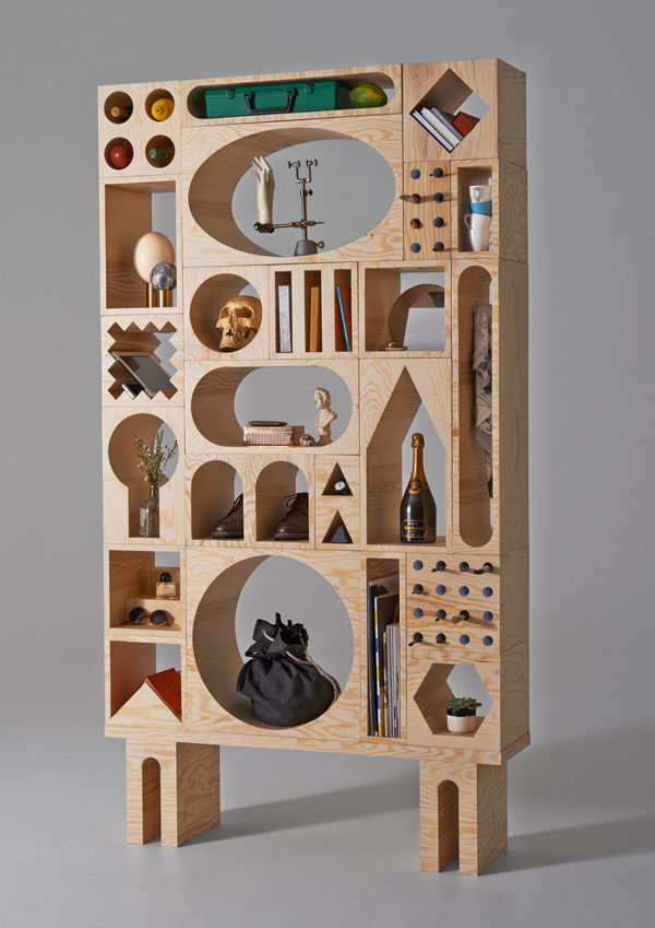 Object-Specific Furniture
