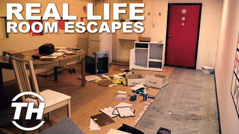 Real life room escapes room escape games for The room escape game