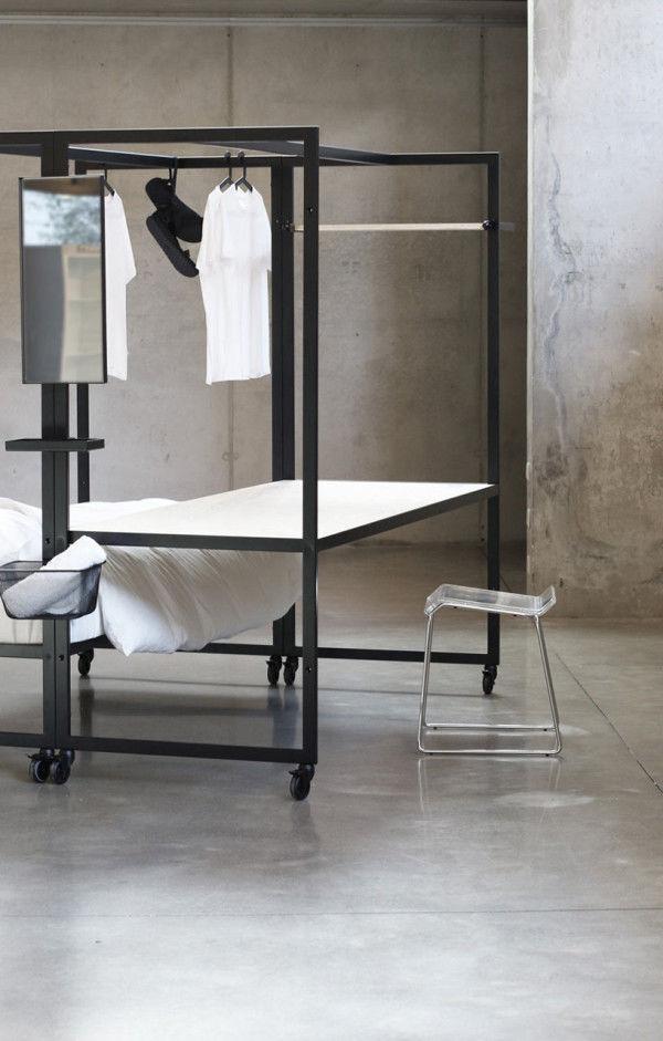 Transportable Dorm Rooms