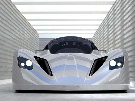 Weather-Powered Sportscars