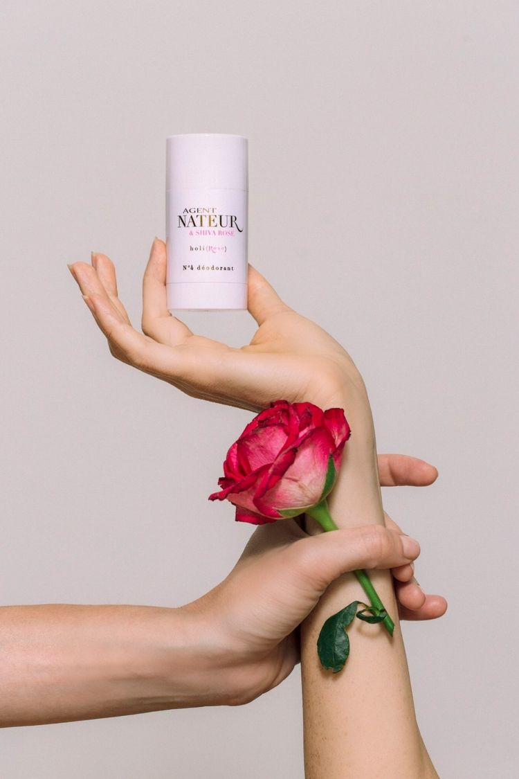 Fragrant Rose Deodorants