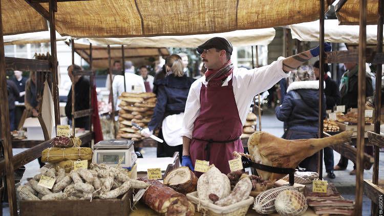 Luxury Hotel Farmers Markets