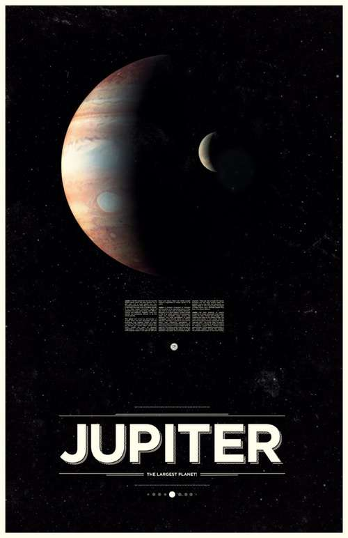 Epic Planetary Posters