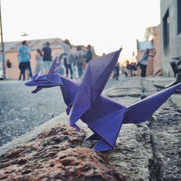 Mythical Origami Creatures