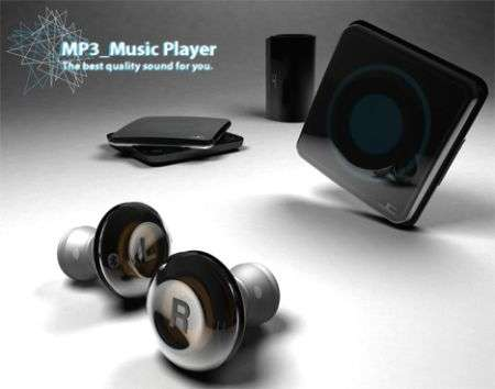 Twistable MP3s