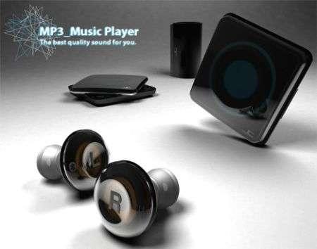 Twistable MP3s