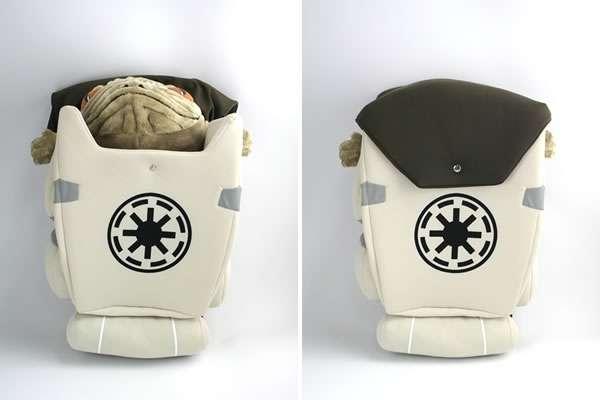 Geeky Companion Bags