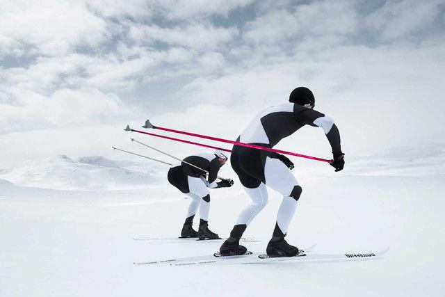 Electronic Ski Bindings