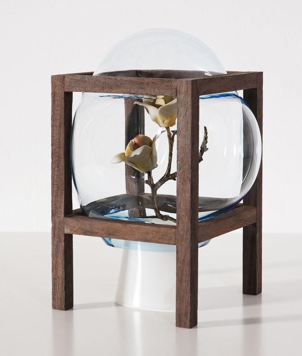 Glassblown Bubble Decor