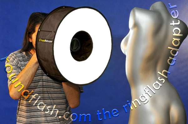 RoundFlash Soft Box
