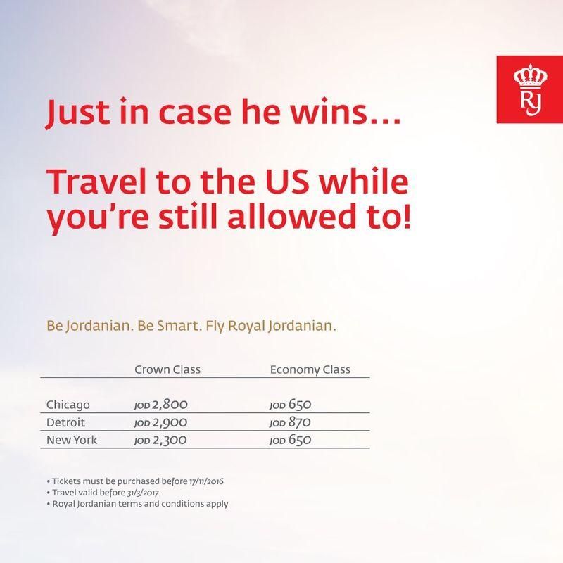 Satirical Airline Ads
