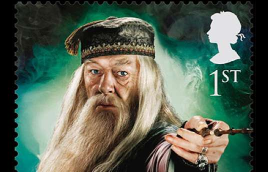 Royal Mail Magical Stamps