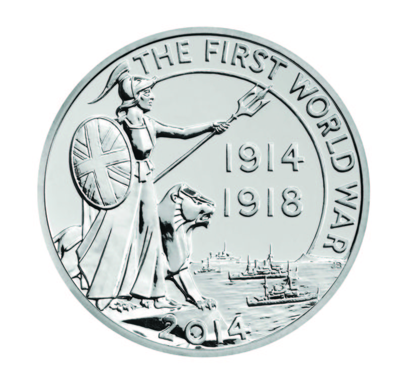 Commemorative Wartime Coins