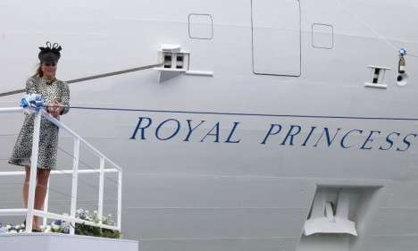 royal princess ship