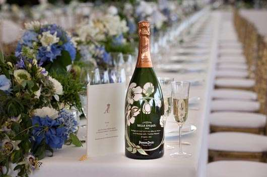 Love Story Champagnes