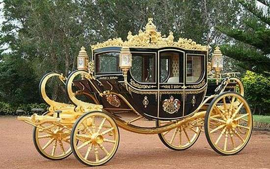 'Cinderella Carriages