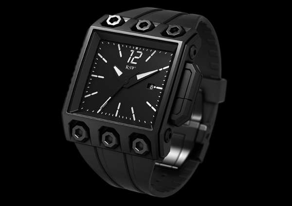 RSW Outland 3H Watch