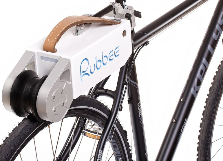 Bike-Boosting Motors