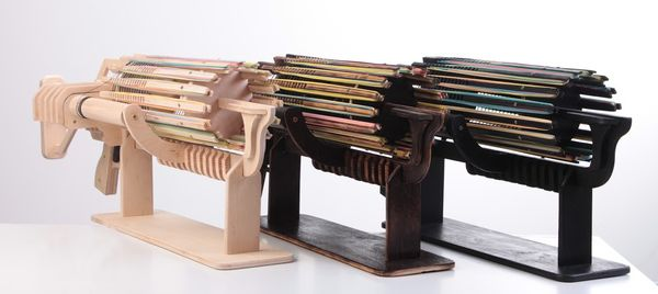 Automatic Rubber Band Weapons