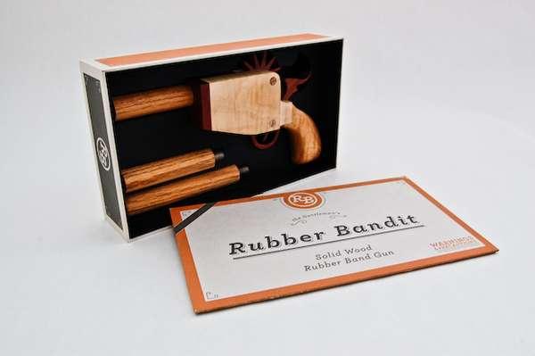 Classy Rubber Band Guns
