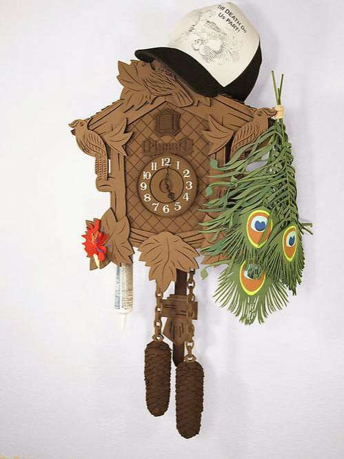 Rubber Cuckoo Clocks