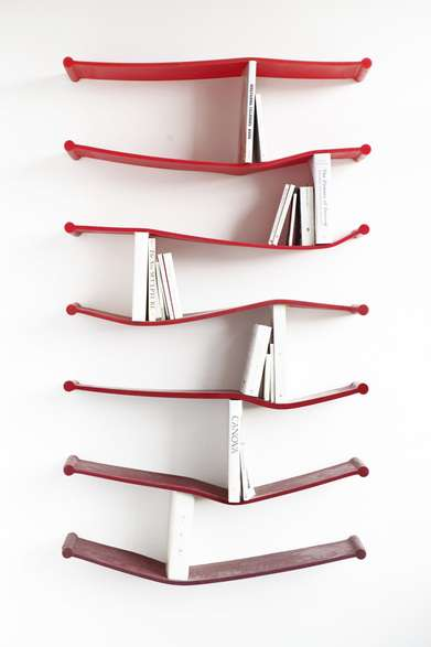 Malleable Bookshelves