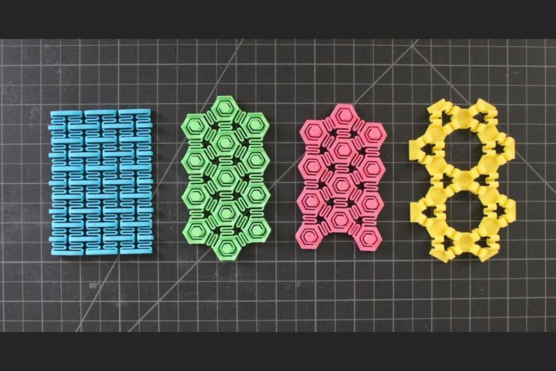 3D-Printed Eco Sponges