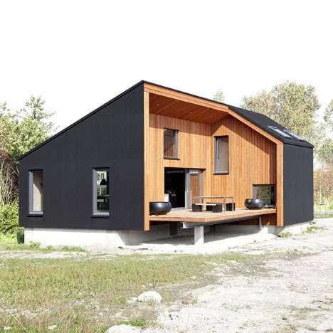 Buoyant Black Exteriors