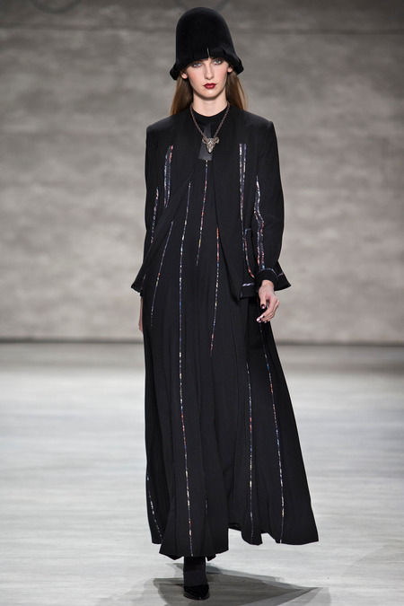 Ascetic-Inspired Womenswear